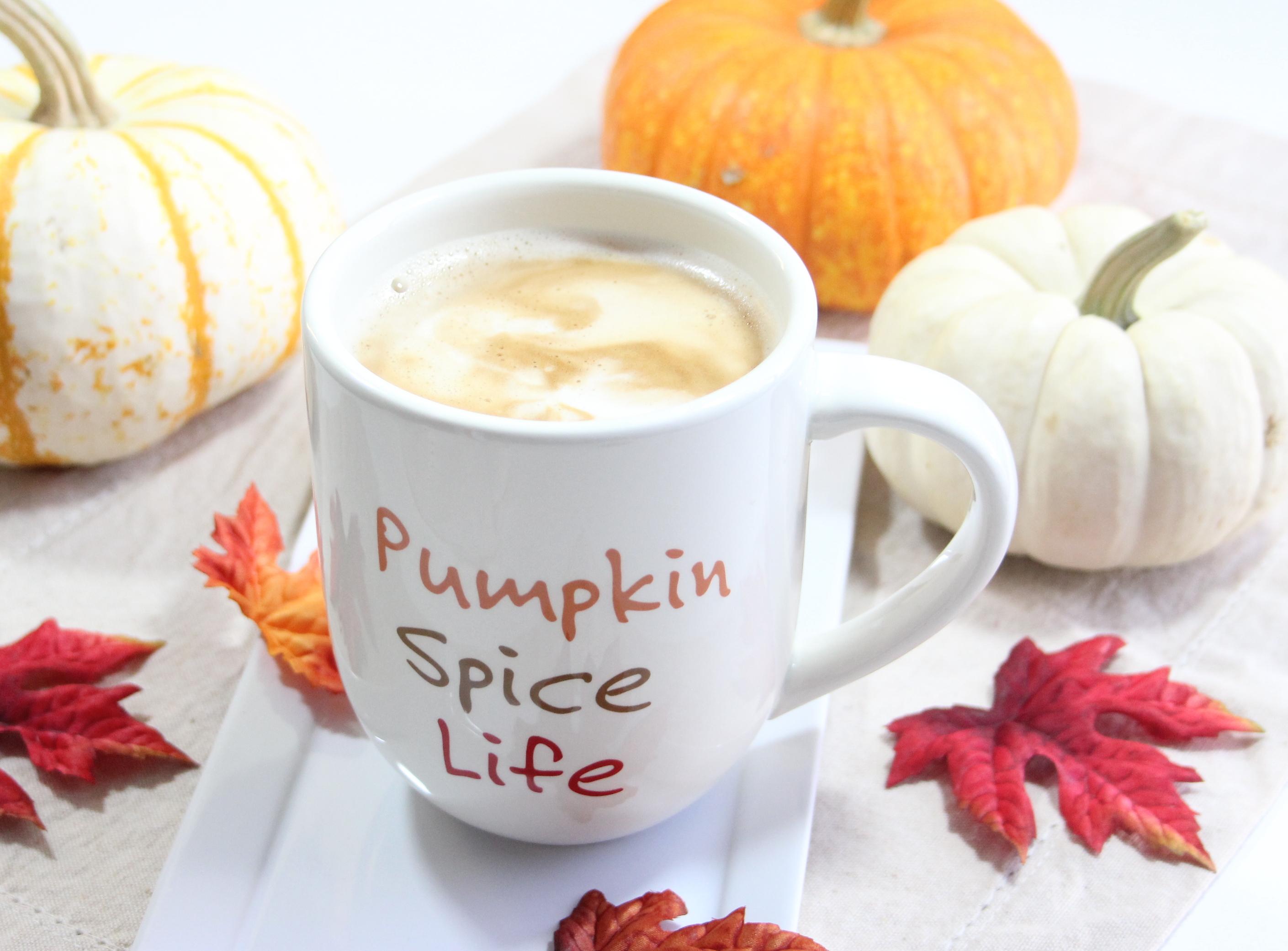DIY Pumkin Spice Latte