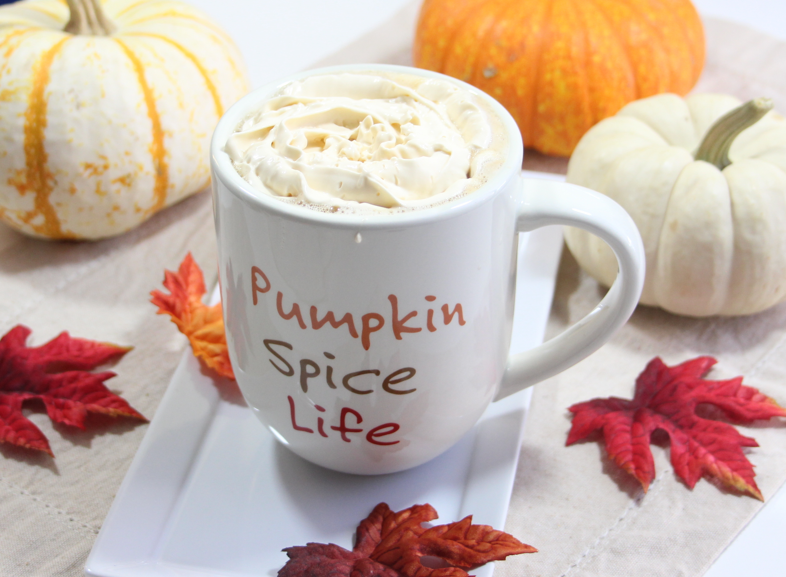 How to Make the BEST Pumpkin Spice Latte at Home