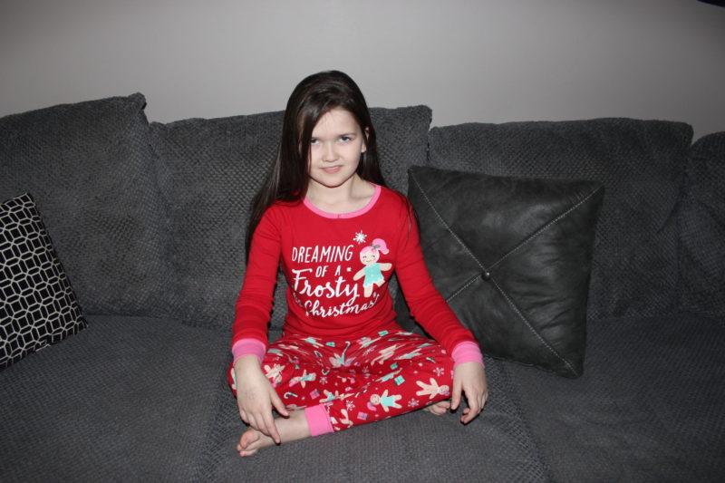 Holiday Pajamas for Girls