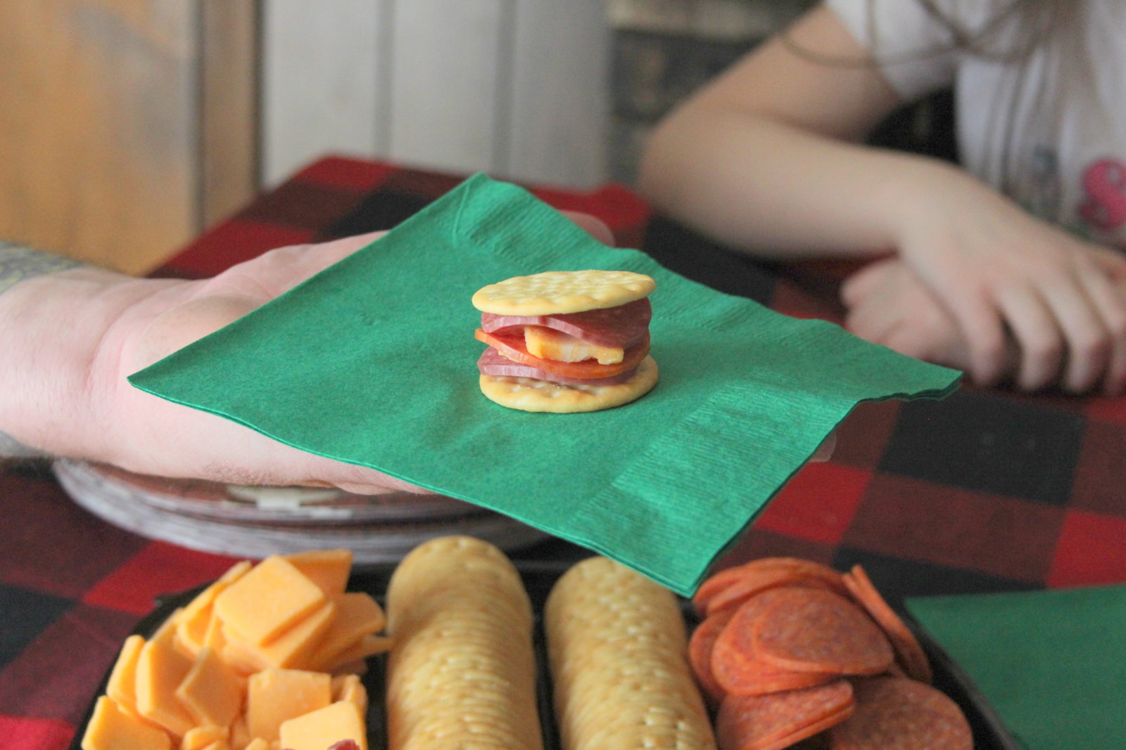 Hormel Party Tray Review